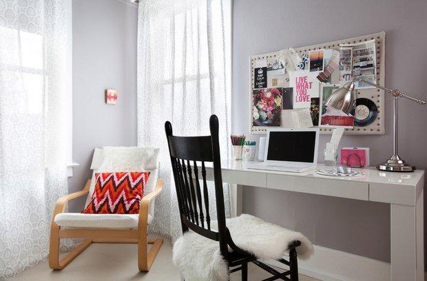 Фотография: Офис в стиле Скандинавский, Современный, Декор интерьера, DIY, Хранение, Советы – фото на INMYROOM