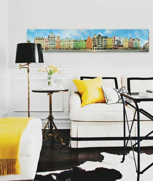 Фотография: Гостиная в стиле Эклектика, Декор интерьера, Декор, Декор дома, Современное искусство – фото на INMYROOM
