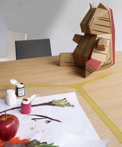 Фотография: Спальня в стиле Современный, Квартира, Цвет в интерьере, Дома и квартиры, B&B Italia – фото на INMYROOM