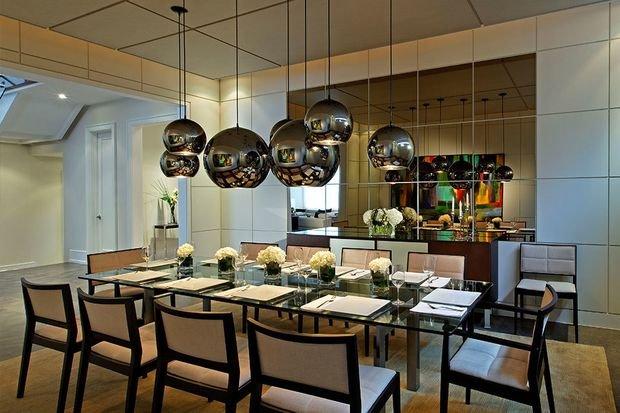 Фотография: Кухня и столовая в стиле Минимализм,  – фото на INMYROOM