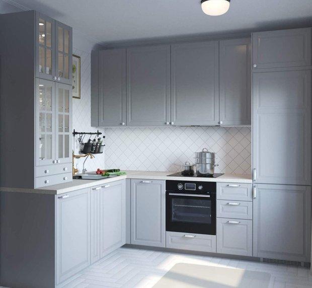 Фотография:  в стиле , Кухня и столовая, Советы, ИКЕА, кухня икея, дизайн-проект кухни ИКЕА, ИКЕА кухни – фото на INMYROOM