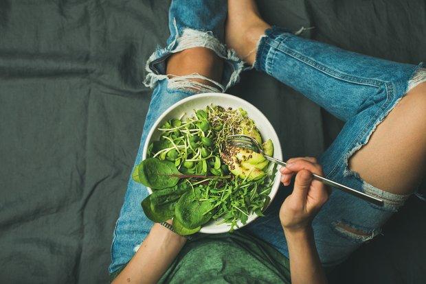 Фотография:  в стиле , Обзоры, Полезные продукты, Шпинат – фото на INMYROOM