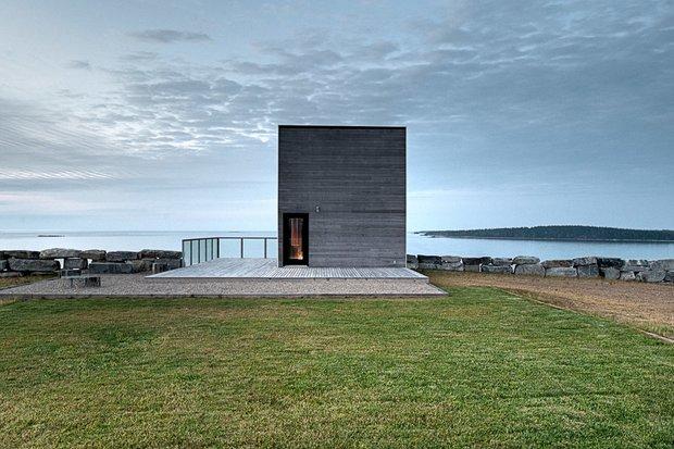 Фотография: Архитектура в стиле Лофт, Дом, Ландшафт, Минимализм, Эко – фото на INMYROOM
