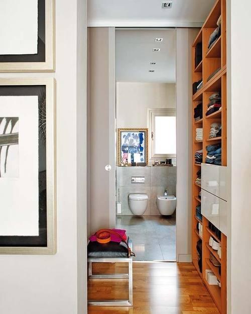 Фотография: Ванная в стиле Скандинавский, Эклектика, Декор интерьера, Квартира, Дома и квартиры, Майорка – фото на INMYROOM