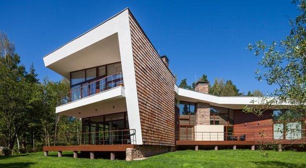 Фотография: Архитектура в стиле Современный, Дома и квартиры, Городские места, Отель, Проект недели – фото на INMYROOM