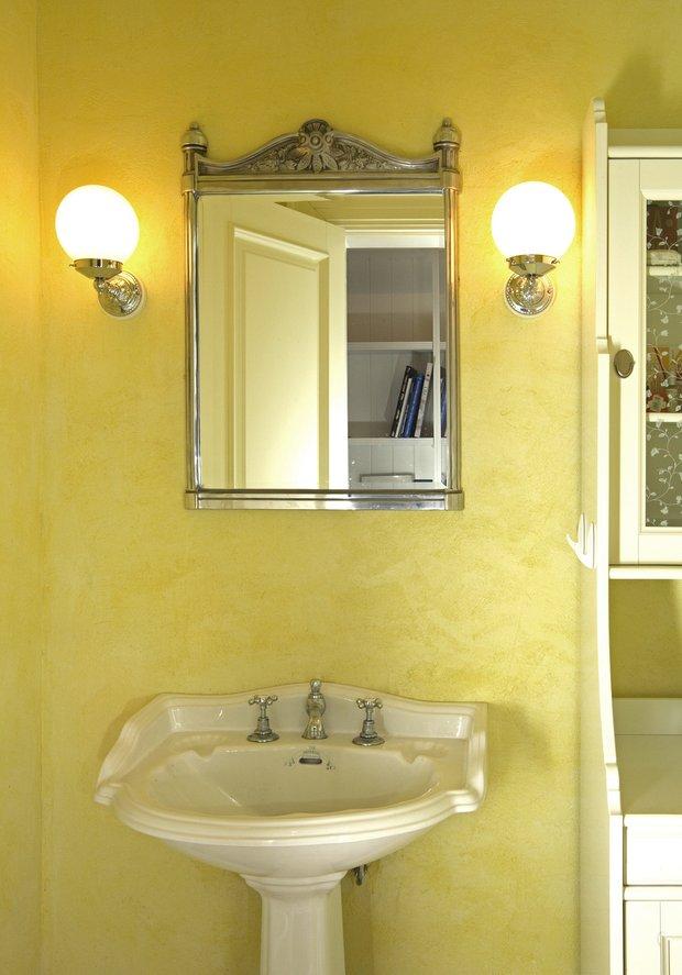Фотография: Ванная в стиле Классический, Современный, Квартира, Дома и квартиры – фото на INMYROOM
