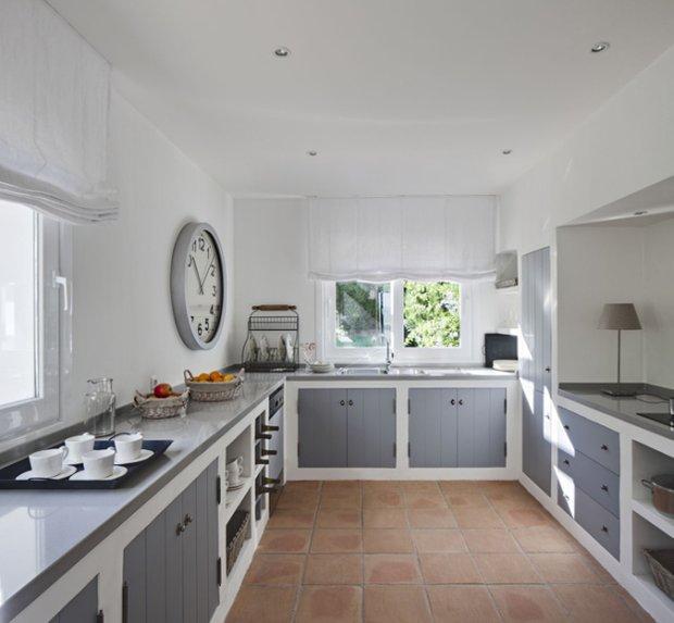 Фотография: Кухня и столовая в стиле Лофт, Декор интерьера, Мебель и свет, Дача – фото на InMyRoom.ru