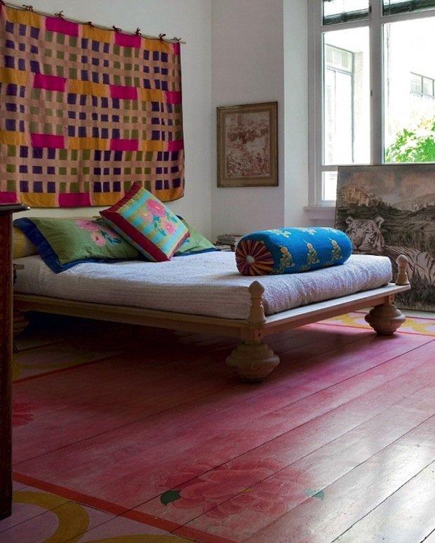 Фотография: Спальня в стиле Восточный, Декор интерьера, DIY, Переделка – фото на INMYROOM