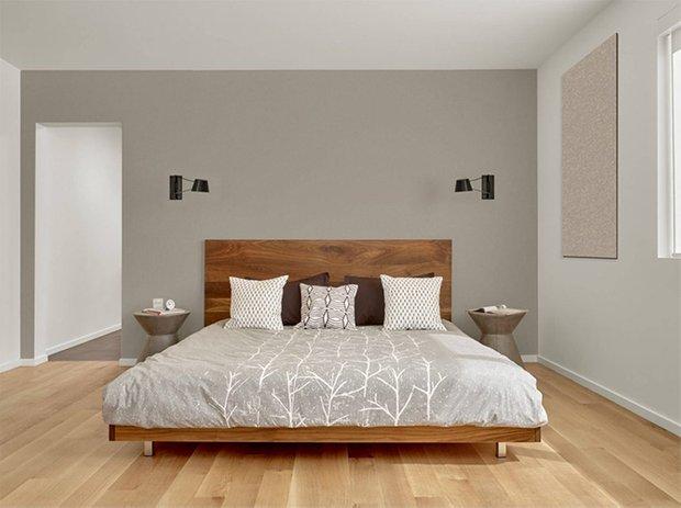 Фотография: Спальня в стиле Минимализм, Советы, Ремонт на практике, Мила Колпакова – фото на INMYROOM