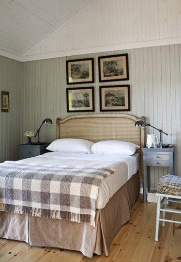 Фотография: Спальня в стиле Прованс и Кантри, Декор интерьера, Декор дома, Прованс, Пол – фото на INMYROOM