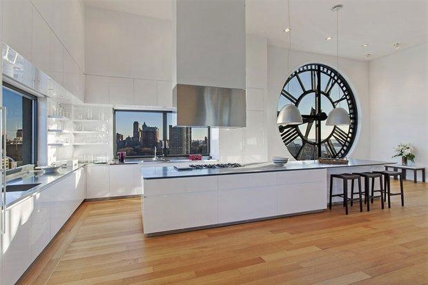 Фотография: Кухня и столовая в стиле Современный, Декор интерьера, Квартира, Дом, Дома и квартиры, Нью-Йорк, Пентхаус – фото на INMYROOM