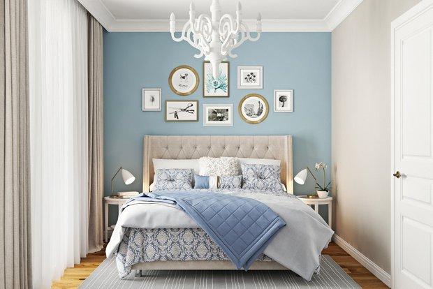 Фотография: Спальня в стиле Прованс и Кантри, Советы, Павел Герасимов, Geometrium – фото на INMYROOM