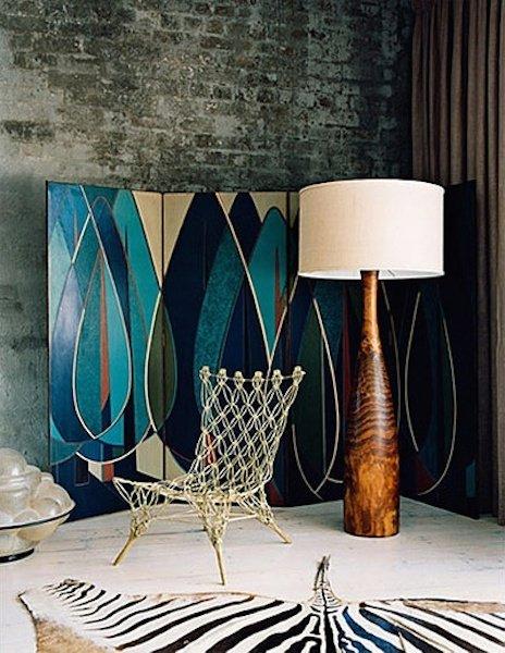 Фотография: Мебель и свет в стиле Эклектика, Декор интерьера, Декор дома, Плетеная мебель – фото на INMYROOM
