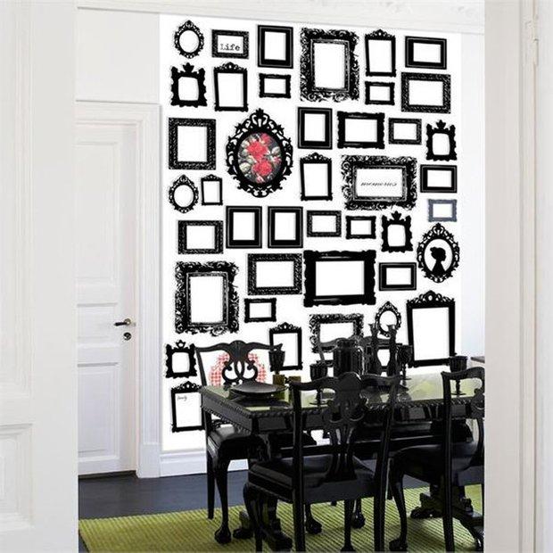 Фотография: Декор в стиле Эклектика, Декор интерьера, DIY, Дом, Декор дома, Советы, Картины, Зеркала – фото на INMYROOM