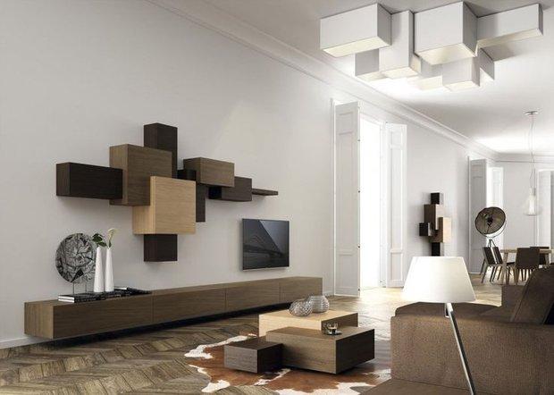 Фотография: Гостиная в стиле Скандинавский, Современный, Дизайн интерьера, Декор – фото на INMYROOM