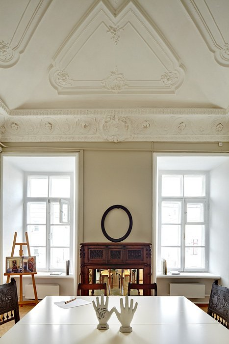 Фотография: Кухня и столовая в стиле Классический, Современный, Офисное пространство, Офис, Дома и квартиры – фото на InMyRoom.ru