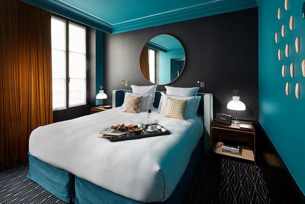 Фотография: Гостиная в стиле Современный, Спальня, Декор интерьера, Париж, Жан Луи Денио, Ора Ито – фото на INMYROOM