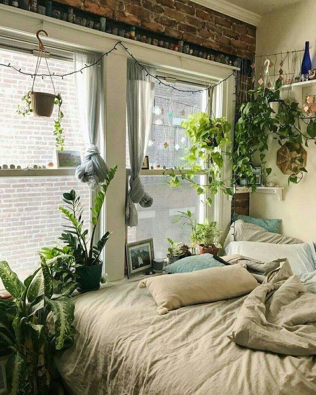 Фотография: Спальня в стиле Скандинавский, Эко, Советы, здоровый микроклимат в квартире – фото на INMYROOM