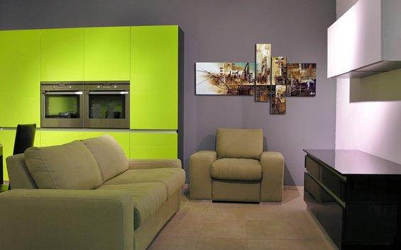 Фотография: Гостиная в стиле Современный, Хай-тек, Декор интерьера, Декор дома, Картины – фото на INMYROOM