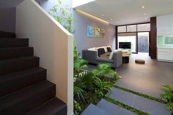 Фотография: Гостиная в стиле Эко, Декор интерьера, Дом, Дома и квартиры – фото на INMYROOM
