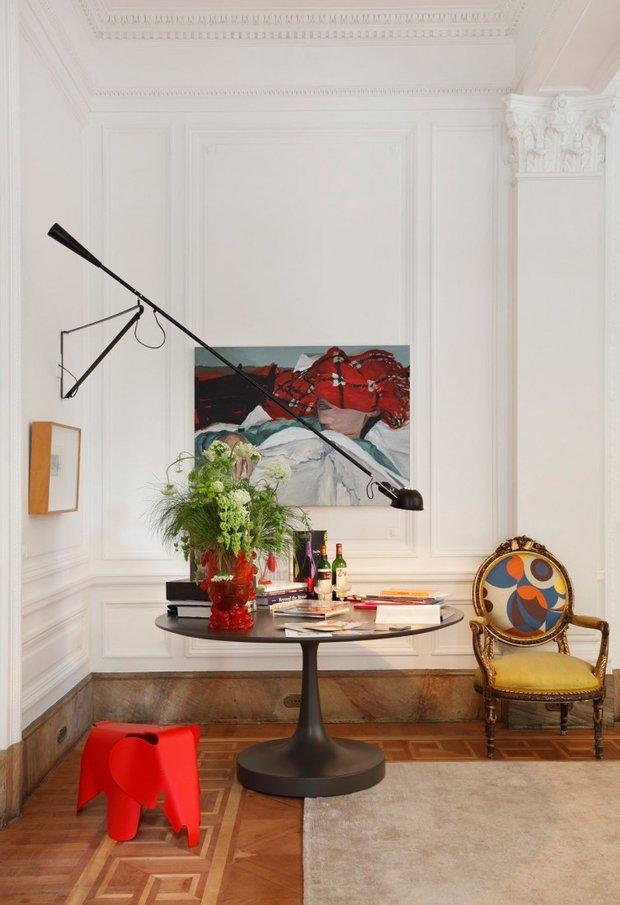 Фотография: Декор в стиле Эклектика, Гостиная, Декор интерьера, Интерьер комнат, Проект недели, Илья Хомяков – фото на INMYROOM