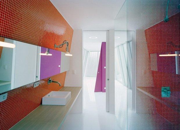 Фотография: Ванная в стиле Современный, Декор интерьера, Дом, Дома и квартиры, Архитектурные объекты – фото на INMYROOM