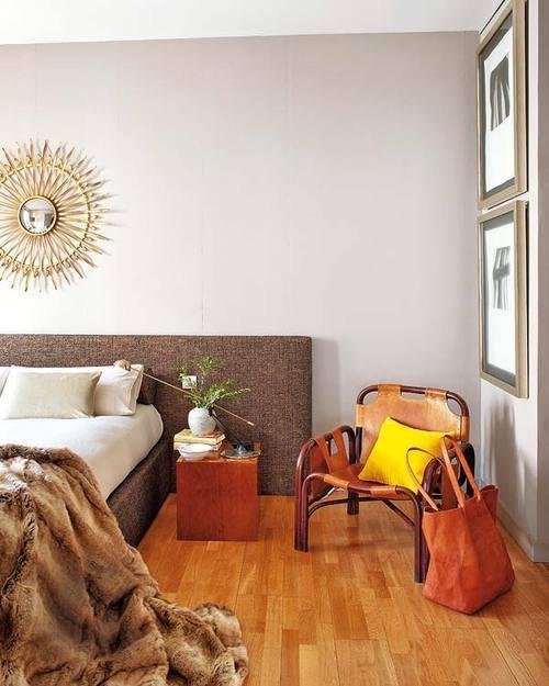 Фотография: Спальня в стиле Скандинавский, Эклектика, Декор интерьера, Квартира, Дома и квартиры, Майорка – фото на INMYROOM