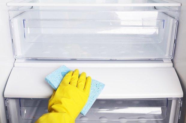 Фотография:  в стиле , Хранение, Советы, Холодильник, уборка, кухня, Хранение продуктов – фото на INMYROOM