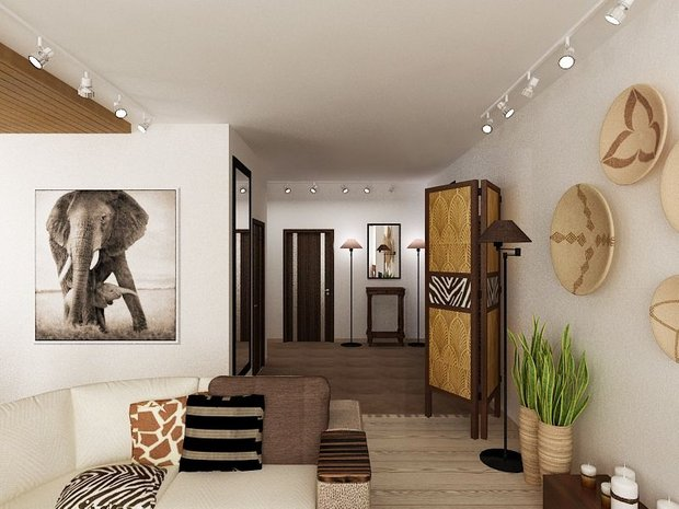 Фотография: Гостиная в стиле Современный, Декор интерьера, Декор дома – фото на INMYROOM