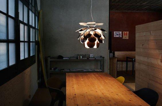 Фотография: Мебель и свет в стиле Лофт, Декор интерьера, Marset, Светильник – фото на InMyRoom.ru
