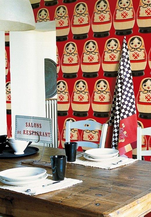 Фотография: Кухня и столовая в стиле Лофт, Современный, Эклектика, Декор интерьера, DIY, Квартира, Россия, Декор, Советы, Красный, русский стиль – фото на INMYROOM