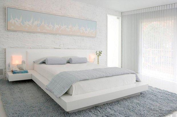 Фотография: Спальня в стиле Скандинавский, Современный, Интерьер комнат, Цвет в интерьере, Советы – фото на INMYROOM