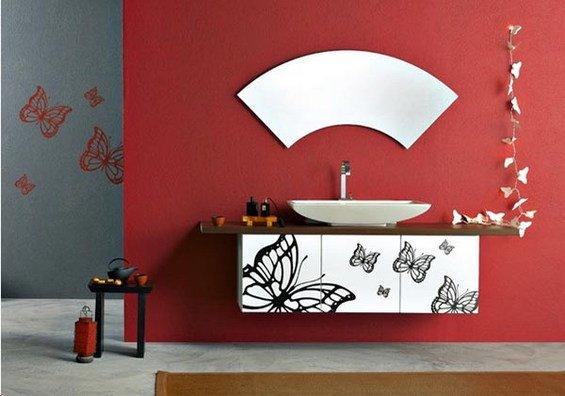Фотография: Ванная в стиле Минимализм, Декор интерьера, Дом, Декор дома, Сервировка стола – фото на INMYROOM