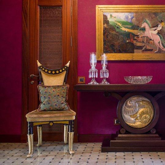 Фотография: Мебель и свет в стиле Классический, Современный, Декор интерьера, Дизайн интерьера, Марат Ка, Декоративная штукатурка, Альтокка – фото на INMYROOM