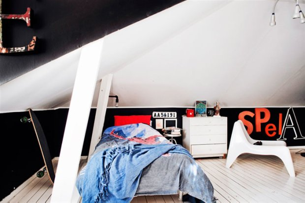 Фотография: Детская в стиле Современный, Дом, Швеция, Дома и квартиры – фото на INMYROOM