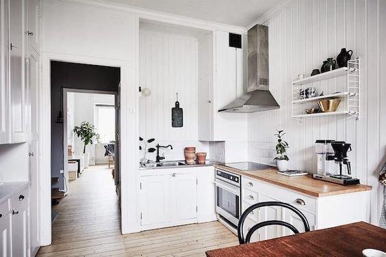 Фотография: Кухня и столовая в стиле Скандинавский, Советы, Тимур Абдрахманов, Квадрим – фото на INMYROOM