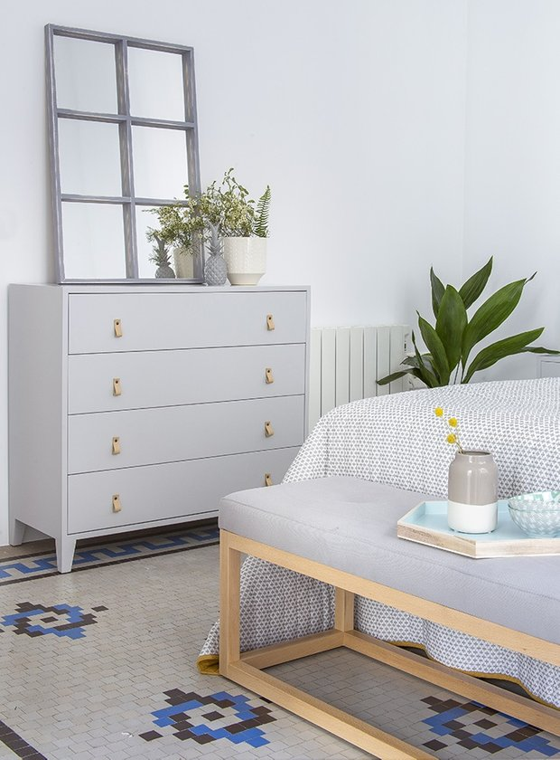 Фотография: Спальня в стиле Скандинавский, Декор интерьера, Квартира – фото на INMYROOM