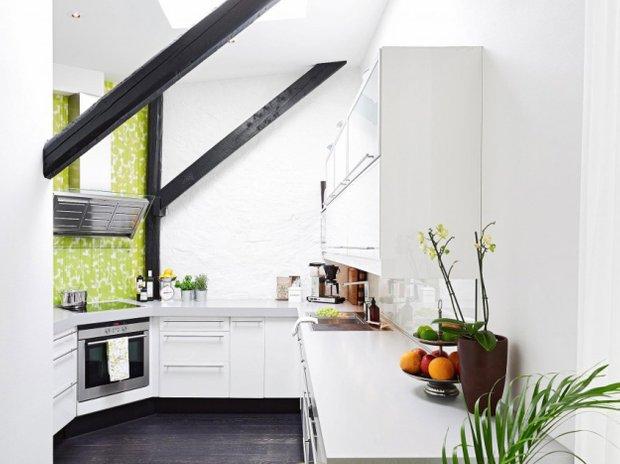 Фотография: Кухня и столовая в стиле Скандинавский, Лофт, Декор интерьера, Квартира, Дома и квартиры – фото на INMYROOM