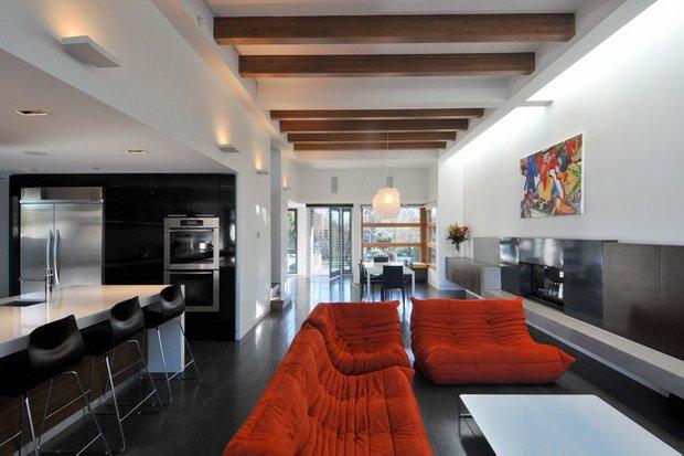 Фотография: Гостиная в стиле Современный, Декор интерьера, Малогабаритная квартира, Советы – фото на INMYROOM