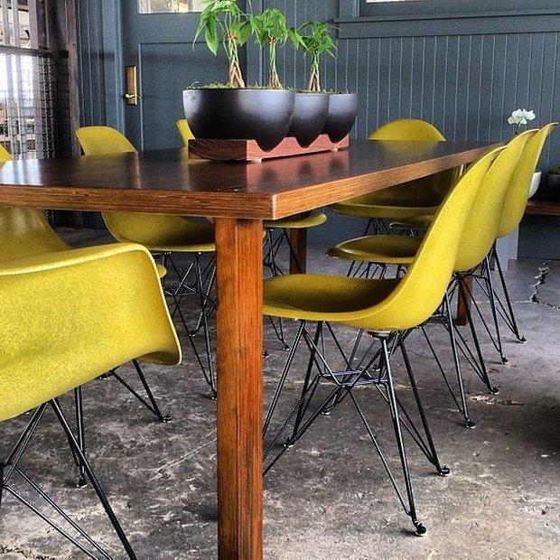 Фотография: Кухня и столовая в стиле Современный, Стиль жизни, Советы, Постеры, Винтаж – фото на INMYROOM