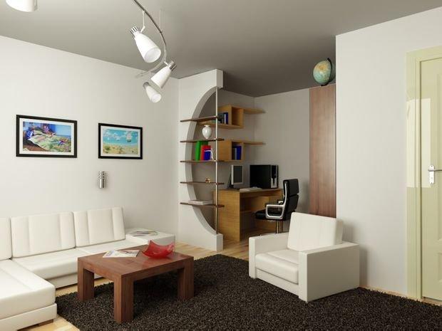Фотография: Кухня и столовая в стиле Классический, Декор интерьера, Малогабаритная квартира, Квартира, Студия, Планировки, Мебель и свет – фото на INMYROOM