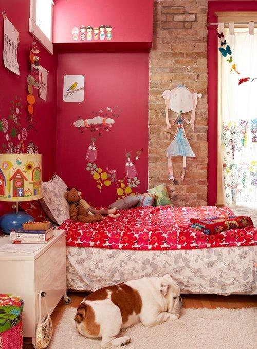 Фотография: Детская в стиле Прованс и Кантри, Лофт, Современный, Эклектика, Декор интерьера, Интерьер комнат – фото на INMYROOM