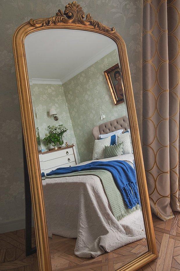 Фотография: Спальня в стиле Классический, Гид – фото на INMYROOM