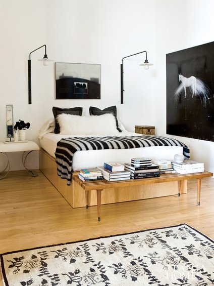 Фотография: Спальня в стиле Скандинавский, Современный, Классический, Лофт, Декор интерьера, Квартира, Дома и квартиры, Индустриальный – фото на INMYROOM