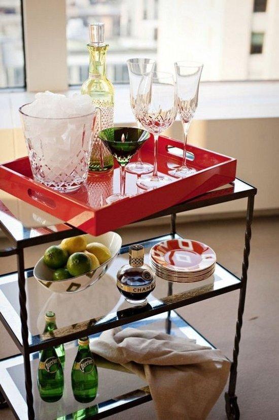 Фотография: Мебель и свет в стиле Современный, Сервировка стола – фото на INMYROOM