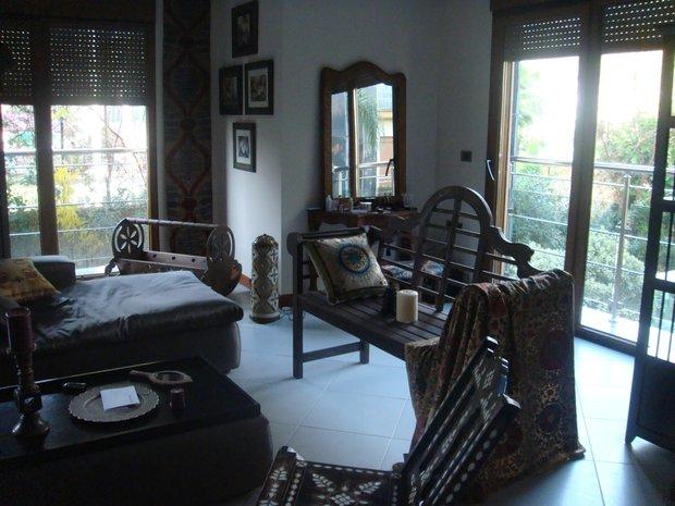 Фотография: Гостиная в стиле Прованс и Кантри, Современный, Квартира, Дома и квартиры – фото на INMYROOM
