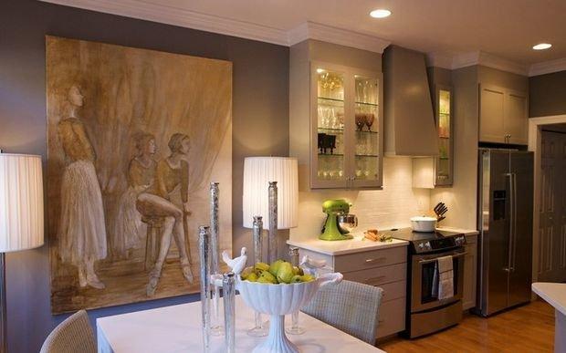 Фотография: Гостиная в стиле Лофт, Кухня и столовая, Спальня, Декор интерьера, Квартира, Дом – фото на INMYROOM