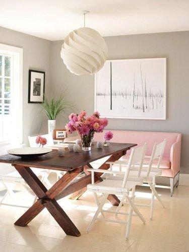 Фотография: Кухня и столовая в стиле Скандинавский, Квартира, Мебель и свет, Советы – фото на INMYROOM