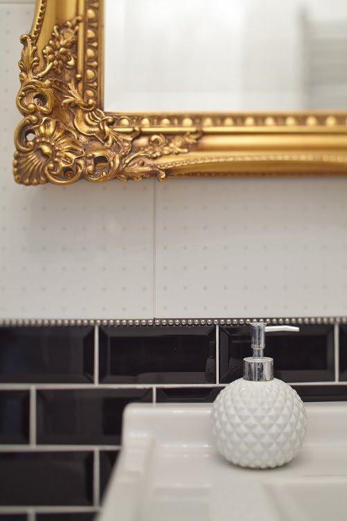 Фотография: Ванная в стиле , Скандинавский, Квартира, Цвет в интерьере, Дома и квартиры, Перепланировка, Серый – фото на INMYROOM