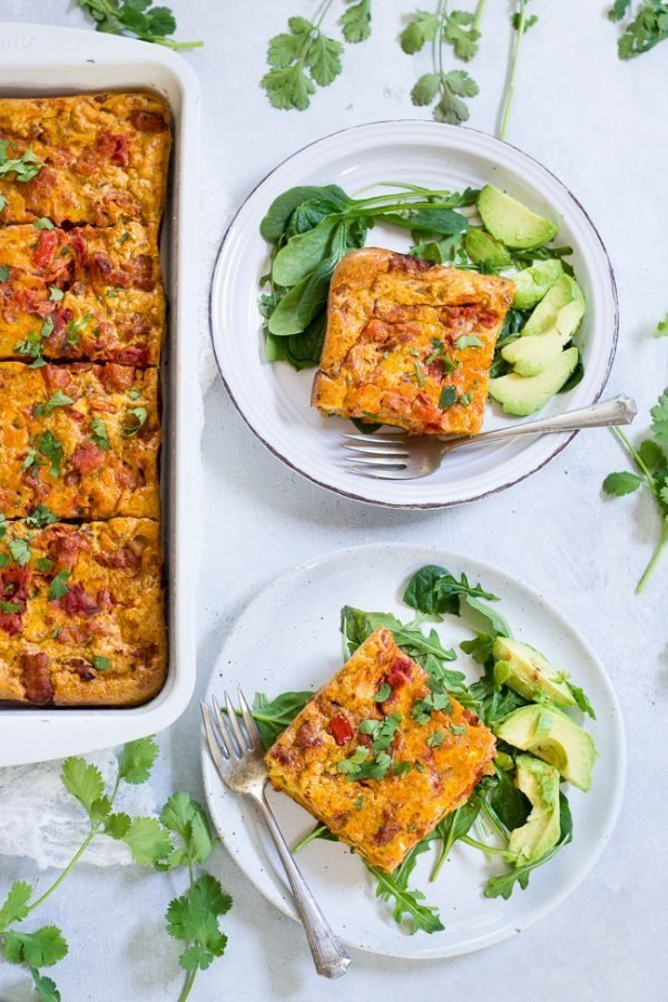 Фотография:  в стиле , Завтрак, Здоровое питание, Палео, Кулинарные рецепты, Легкий завтрак, 1 час, Овощи, Мексиканская кухня, Просто, Яйца, Индейка, Запекание – фото на INMYROOM